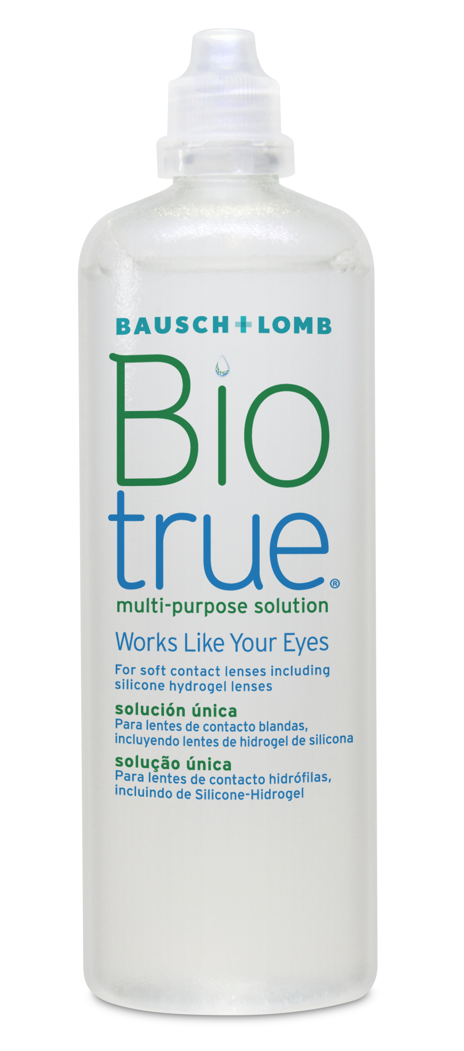 how to open biotrue bottle bausch and lomb